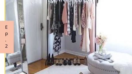 revitalização de guarda-roupas